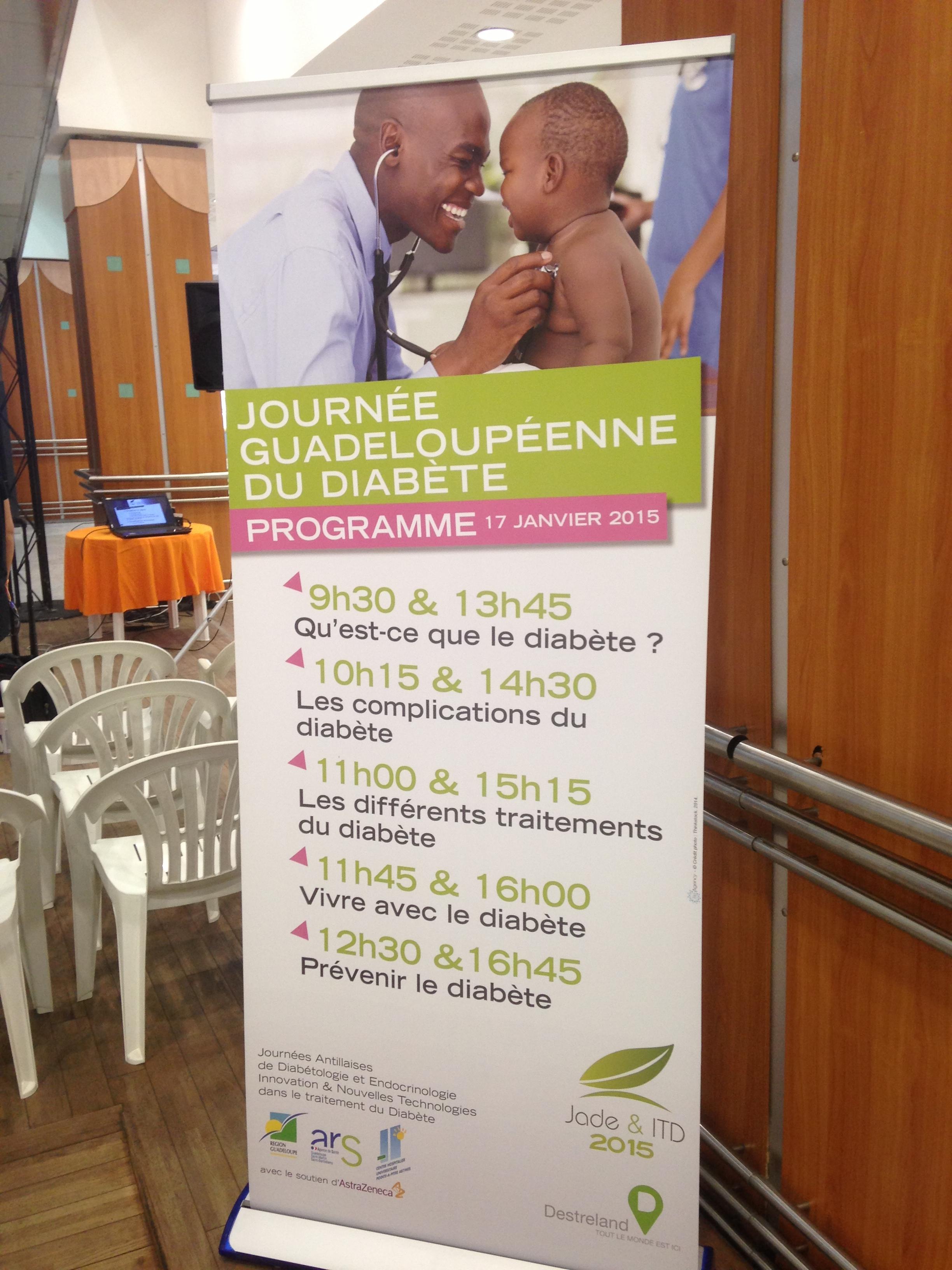 congrès pied diabétique 2017